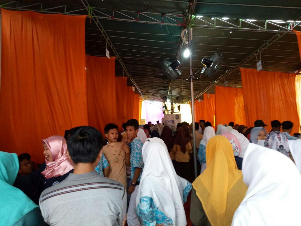 Panitia Assa'adah Campus Expo 2018