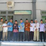 Jajaran Pengelola Yayasan Pondok Pesantren Qomaruddin