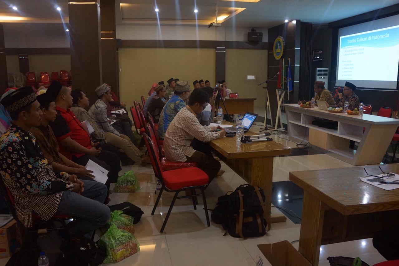 Temukan 3000 Halaman Manuskrip, Pusat Studi Pesantren Qomaruddin Selenggarakan FGD - 3