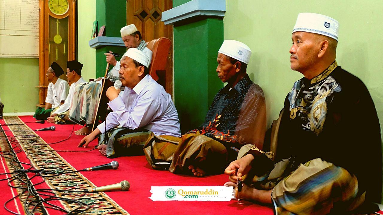 Dzikir Saman Sampurnan; Strategi Budaya dan Pesan Kemanusiaan K.H.R. Ahmad Muhammad Al-Hammad
